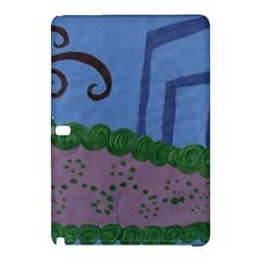 Purple Shoe Samsung Galaxy Tab Pro 10 1 Hardshell Case by snowwhitegirl