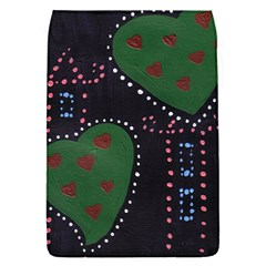 Christmas Hearts Flap Covers (s)