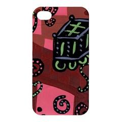 Floating Bed Apple Iphone 4/4s Hardshell Case
