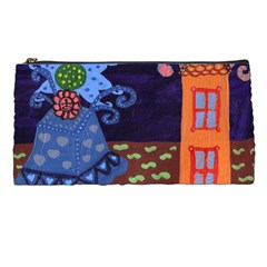 Jack In The Box Flower Pencil Cases