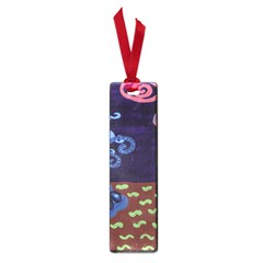Jack In The Box Flower Small Book Marks