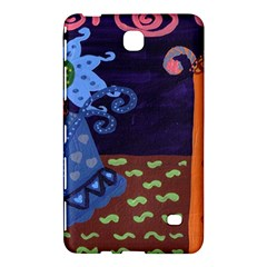 Jack In The Box Flower Samsung Galaxy Tab 4 (7 ) Hardshell Case