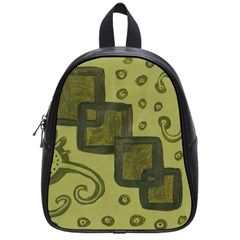 Four Squares School Bag (small)