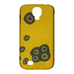 Peas Four Leaf Clover Samsung Galaxy S4 Classic Hardshell Case (pc+silicone)