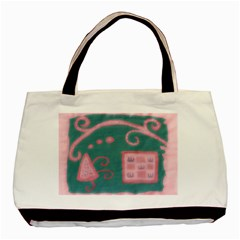 A Pink Dream Basic Tote Bag