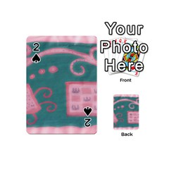 A Pink Dream Playing Cards 54 (mini)