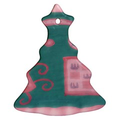 A Pink Dream Ornament (christmas Tree)