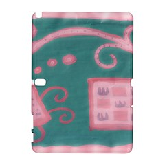 A Pink Dream Samsung Galaxy Note 10 1 (p600) Hardshell Case