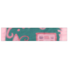 A Pink Dream Small Flano Scarf