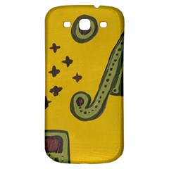 Indian Violin Samsung Galaxy S3 S Iii Classic Hardshell Back Case