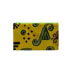 Indian Violin Cosmetic Bag (xs)
