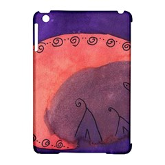 Teepee Egg Apple Ipad Mini Hardshell Case (compatible With Smart Cover)
