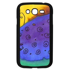 Whale And Eggs Samsung Galaxy Grand Duos I9082 Case (black)