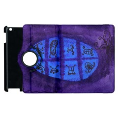 Save The Butterfly Egg Apple Ipad 3/4 Flip 360 Case