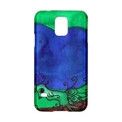 Peacocks Samsung Galaxy S5 Hardshell Case