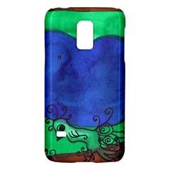 Peacocks Samsung Galaxy S5 Mini Hardshell Case