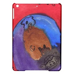 Creepy Castle Ipad Air Hardshell Cases