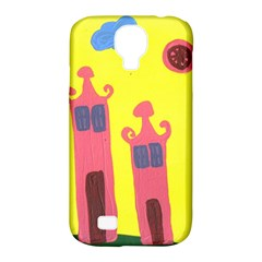 Three Houses Saying Ohhhh Samsung Galaxy S4 Classic Hardshell Case (pc+silicone)