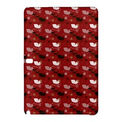 Snow Sleigh Deer Red Samsung Galaxy Tab Pro 12 2 Hardshell Case