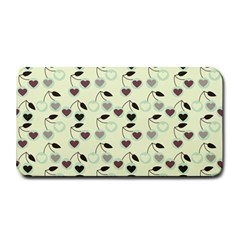 Heart Cherries Mint Medium Bar Mats