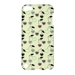 Heart Cherries Mint Apple Ipod Touch 5 Hardshell Case