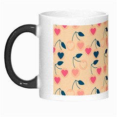 Heart Cherries Cream Morph Mugs