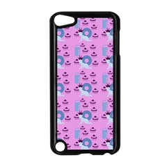 Punk Baby Pink Apple Ipod Touch 5 Case (black)