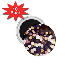 Bright Light Pattern 1 75  Magnets (10 Pack)