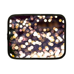Bright Light Pattern Netbook Case (small)  by FunnyCow