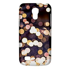 Bright Light Pattern Samsung Galaxy S4 Mini (gt I9190) Hardshell Case