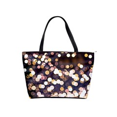 Bright Light Pattern Shoulder Handbags