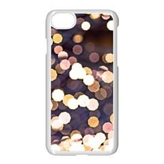 Bright Light Pattern Apple Iphone 7 Seamless Case (white)