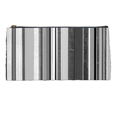 Shades Of Grey Wood And Metal Pencil Cases