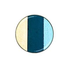 Flat Angle Hat Clip Ball Marker