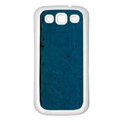 Flat Angle Samsung Galaxy S3 Back Case (white)