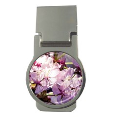 Sakura In The Shade Money Clips (round)