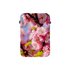 Flowering Almond Flowersg Apple Ipad Mini Protective Soft Cases by FunnyCow