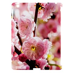 Blooming Almond At Sunset Apple Ipad 3/4 Hardshell Case (compatible With Smart Cover)