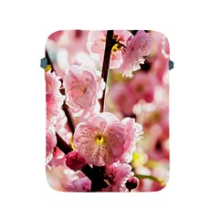 Blooming Almond At Sunset Apple Ipad 2/3/4 Protective Soft Cases