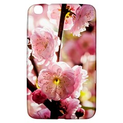 Blooming Almond At Sunset Samsung Galaxy Tab 3 (8 ) T3100 Hardshell Case