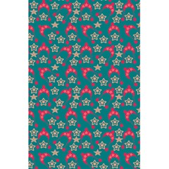 Teal Hats 5 5  X 8 5  Notebooks