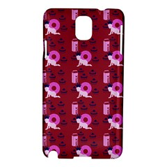 Punk Baby Red Samsung Galaxy Note 3 N9005 Hardshell Case