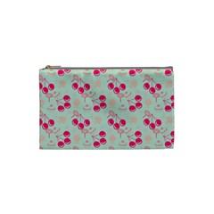 Bubblegum Cherry Cosmetic Bag (small)