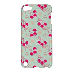 Bubblegum Cherry Apple Ipod Touch 5 Hardshell Case