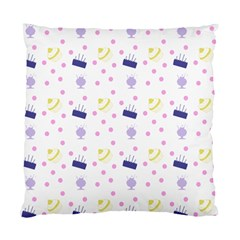 Cakes And Sundaes Standard Cushion Case (two Sides)