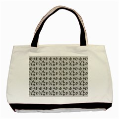 Boots Grey Basic Tote Bag by snowwhitegirl