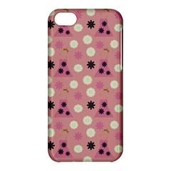 Mauve Dress Apple Iphone 5c Hardshell Case