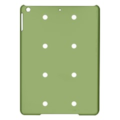 Olive Dots Ipad Air Hardshell Cases