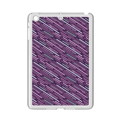 Silly Stripes Ipad Mini 2 Enamel Coated Cases by snowwhitegirl