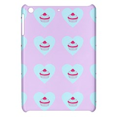 Pink Cupcake Apple Ipad Mini Hardshell Case by snowwhitegirl